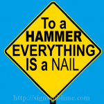 1057 The Hammer and the Nail