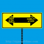 1079 Worldly Pride Vs Godly Humility