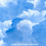 1105 Cloudy Days Trump Clear Skies
