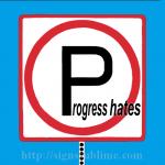 1119 Progress Hates Contentment