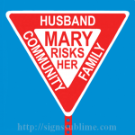 1142 Mary Risks Her Husband Family and Community