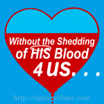 1182 Without the Blood of Christ Are We No Better Than Satan