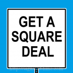 1211 Get a Square Deal