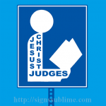 1231 Jesus Christ Judges