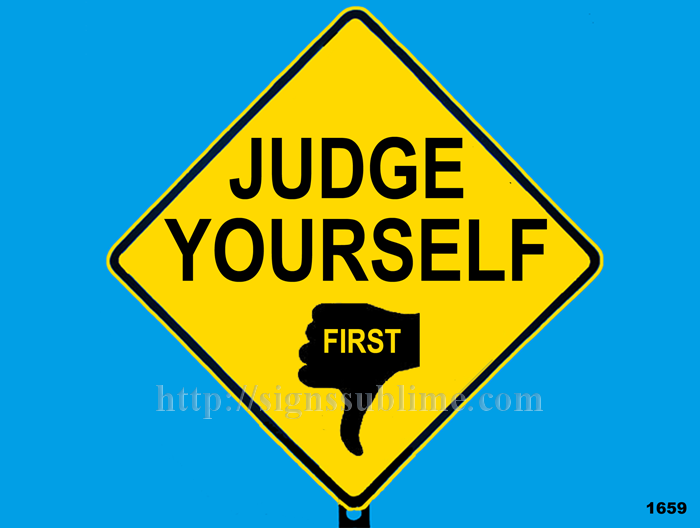 to judge a person is to judge yourself Judge marilyn milian loses her cool on people's court judge marilyn milian loses her cool on people's court skip navigation  judge judy's dumbest.
